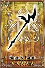 Sage's Cane