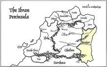 Brajar-map