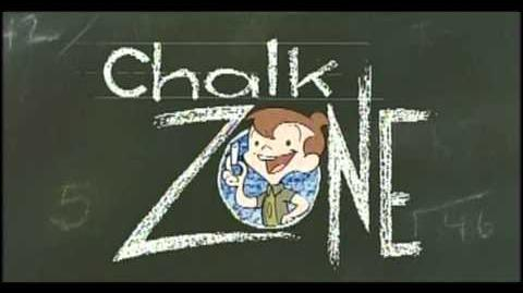 Chalkzone - I'm Back and I'm Bluer than Ever