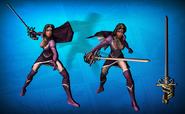 Dark Ages Fantasy Costume Set Detail 4