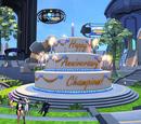 First Anniversary Celebration