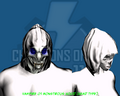 Vampire 01 Monstrous Hood (Head Type)