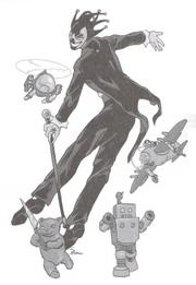 Black Harlequin (2002)
