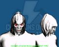 Vampire 03 Monstrous Hood (Head Type)
