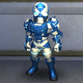 Defender Power Armor Action Figure