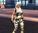 Silver Avenger Mayte Sanchez