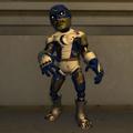 Undead Shadowboxer Action Figure