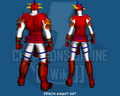 Demon Knight Set - Back