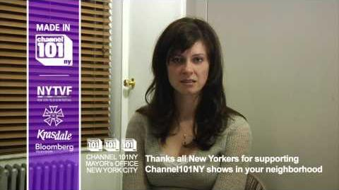 Actress - Made in Channel 101 NY