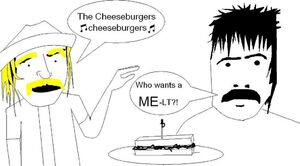 Cheezburgers by smilin' mike