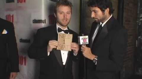 2006 Channy Awards - Red Carpet Pre-Show with Mike Rose