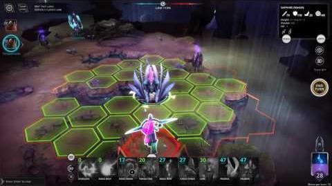 Sapphire Dragon - Attack (Chaos Reborn Wiki)