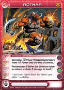 Rothar chaotic card