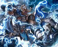 Chaotic Prince Mudeen by warlockss