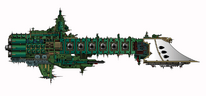 Dauntless Light Cruiser by The First Magelord