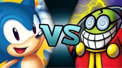 Classic Sonic VS Fawful MM875