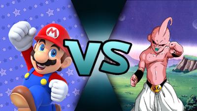 MP Mario VS Kid Buu