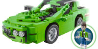 Ben 10 Kevin's Car Construction Set