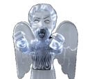 Projected Weeping Angel