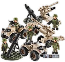 Mortar&artilleryset