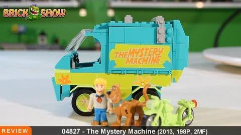 Scooby Doo The Mystery Machine Review from Character Building