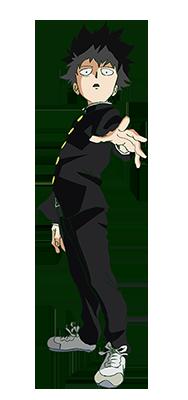Shigeo Kageyama, the Strongest Esper of Salt Middle