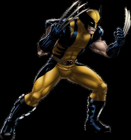 File:Wolverine Portrait Art.png