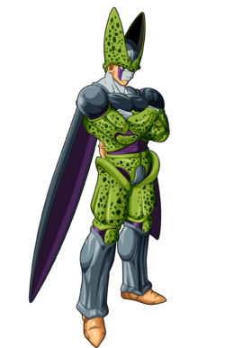 Perfect cell by noname37-d33a2d5