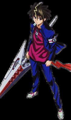 Buso Renkin - Kazuki Muto