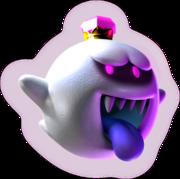180px-King Boo Artwork - Luigi's Mansion Dark Moon