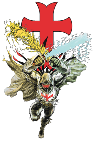 DC Comics - Azrael