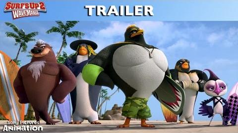 Surf's Up 2 WaveMania - Teaser Trailer