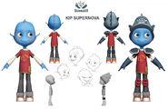 Kip Eckle Concept Art