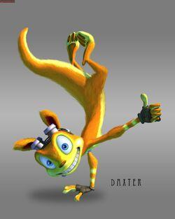 PSMH Daxter pose
