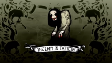 The Lady in Tatters