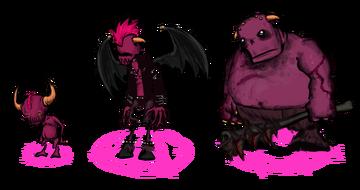 Lester's demons