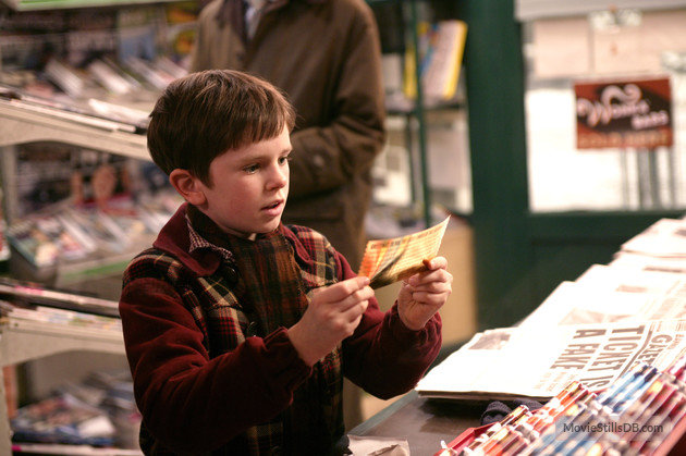 Charlie Bucket | Charlie and the Chocolate Factory Wiki | FANDOM ...