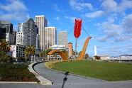 Embarcadero Rincon Park and Cupid's Span