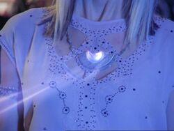 Leeza's amulet
