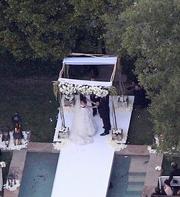Shannen Doherty Wedding