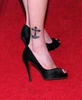 Shannen Doherty Tattoo