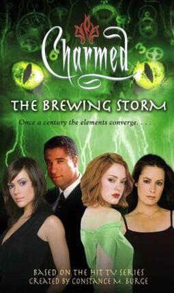 TheBrewingStorm Novel Cover