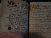 3x21 bos to summon belthazor --- on the place of magic in the rearing of a child (2)