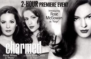 Charmed Promo season 4 ep. 1&2 - Charmed Again