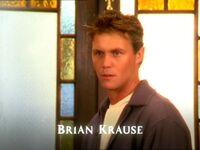 Brian Krause (Season 2 & 3)