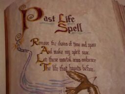BOS Past Life Spell