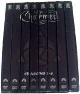 UK Charmed DvDs