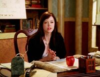 Paige as a Headmistress