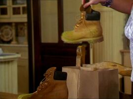 Pipers Tan Boots