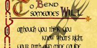 To Bend Someone's Will
